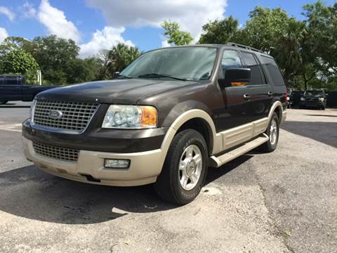 2005 Ford Expedition for sale in Sarasota, FL