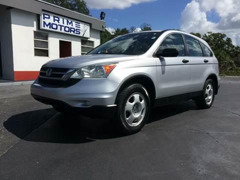 2010 Honda CR-V for sale in Sarasota, FL