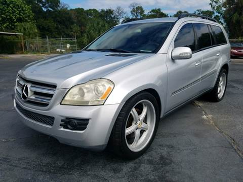 2007 Mercedes-Benz GL-Class for sale in Sarasota, FL