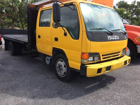 2005 Isuzu NQR for sale in Sarasota, FL