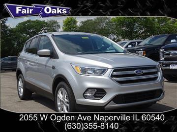 2017 Ford Escape for sale in Naperville, IL