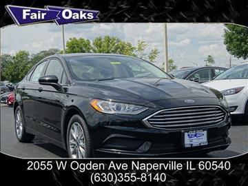 2017 Ford Fusion for sale in Naperville, IL