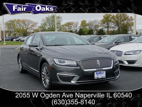 2018 Lincoln MKZ for sale in Naperville, IL