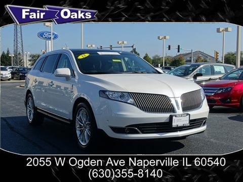2015 Lincoln MKT for sale in Naperville, IL