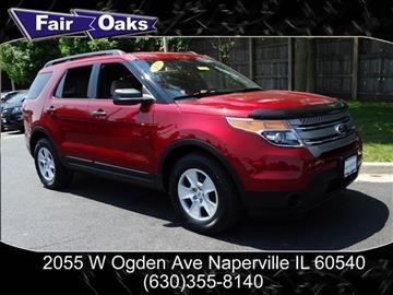 2013 Ford Explorer for sale in Naperville, IL
