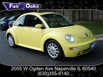 2004 Volkswagen New Beetle for sale in Naperville, IL