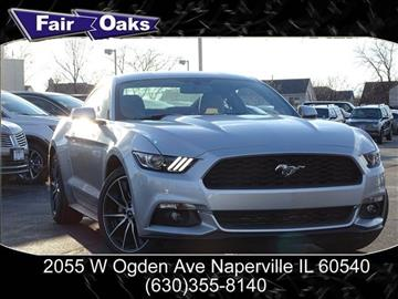 2017 Ford Mustang for sale in Naperville, IL