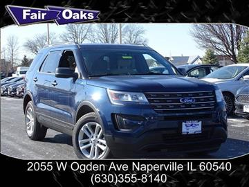 2017 Ford Explorer for sale in Naperville, IL