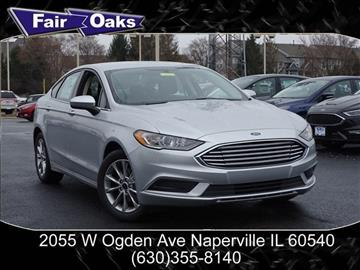 2017 Ford Fusion for sale in Naperville, IL