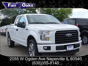 2017 Ford F-150 for sale in Naperville, IL