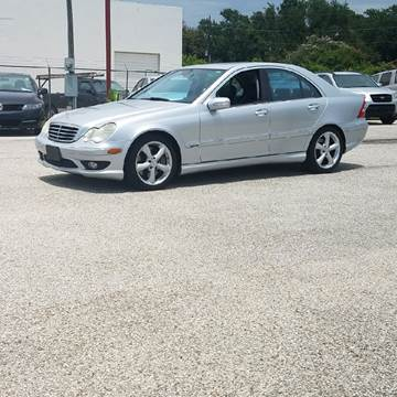 2006 Mercedes-Benz C-Class for sale at P & A AUTO SALES in Houston TX