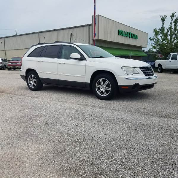 2007 Chrysler Pacifica for sale at P & A AUTO SALES in Houston TX