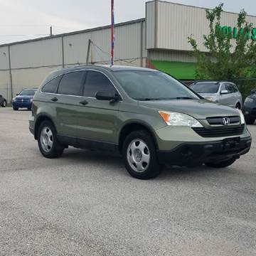 2007 Honda CR-V for sale at P & A AUTO SALES in Houston TX