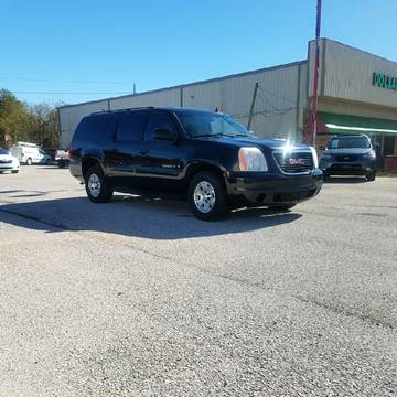 2007 GMC Yukon XL for sale at P & A AUTO SALES in Houston TX