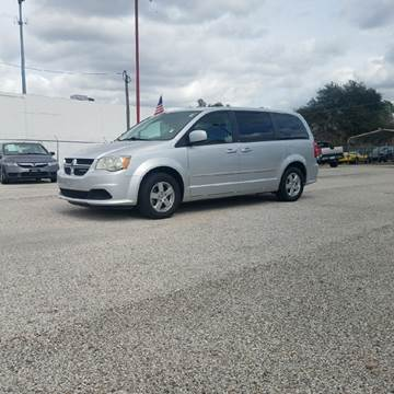 2011 Dodge Grand Caravan for sale at P & A AUTO SALES in Houston TX