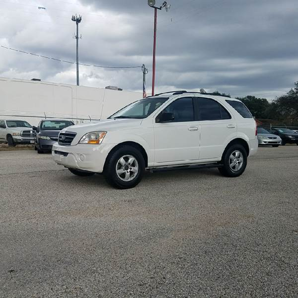 2008 Kia Sorento for sale at P & A AUTO SALES in Houston TX