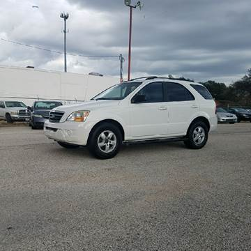 2008 Kia Sorento for sale at P & A AUTO SALES in Houston TX