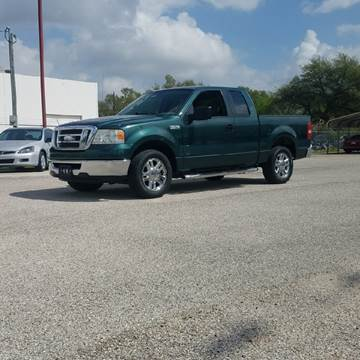 2007 Ford F-150 for sale at P & A AUTO SALES in Houston TX