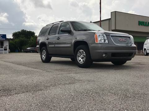 2007 GMC Yukon for sale at P & A AUTO SALES in Houston TX