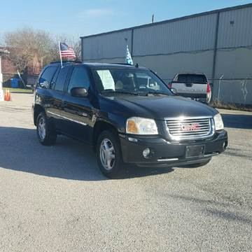 2008 GMC Envoy for sale at P & A AUTO SALES in Houston TX