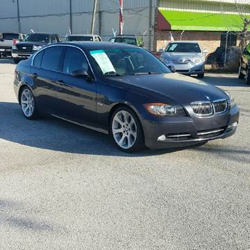 2007 BMW 3 Series for sale at P & A AUTO SALES in Houston TX