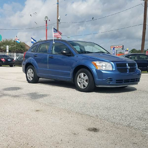 2007 Dodge Caliber for sale at P & A AUTO SALES in Houston TX