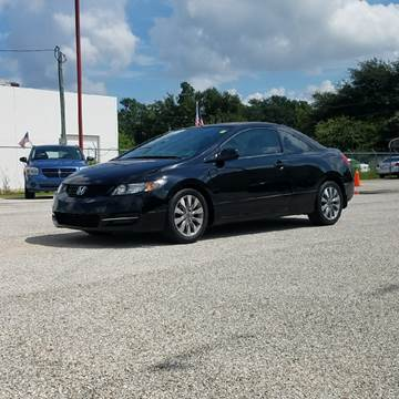 2011 Honda Civic for sale at P & A AUTO SALES in Houston TX