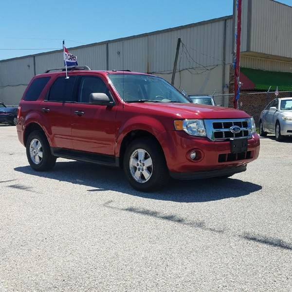 2009 Ford Escape for sale at P & A AUTO SALES in Houston TX