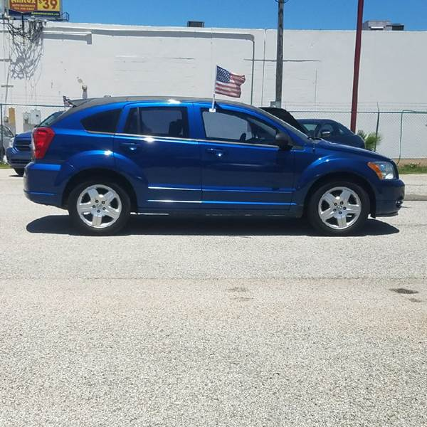 2009 Dodge Caliber for sale at P & A AUTO SALES in Houston TX
