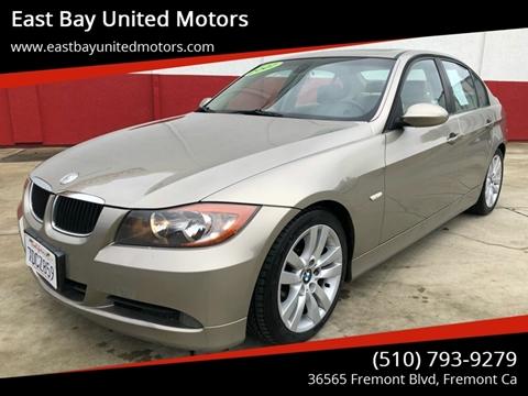 Bmw For Sale In Fremont Ca East Bay United Motors