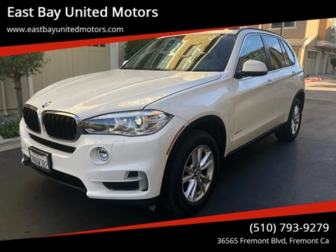 Bmw X5 For Sale In Fremont Ca East Bay United Motors