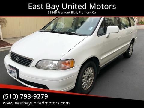 1997 Honda Odyssey for sale in Fremont, CA