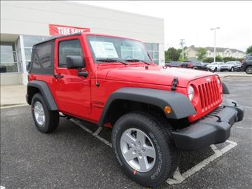 2017 Jeep Wrangler for sale in Shelby, NC