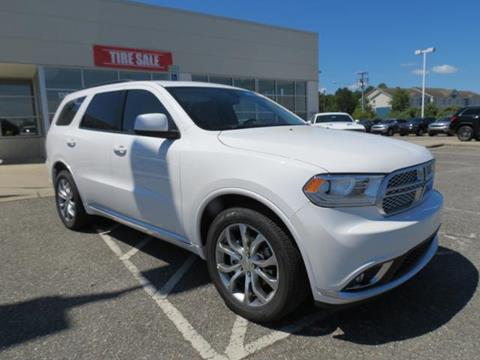 2017 Dodge Durango for sale in Shelby NC