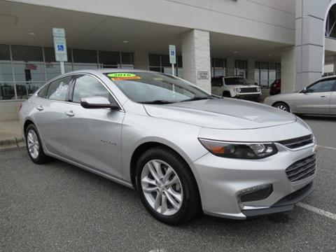 2016 Chevrolet Malibu for sale in Shelby NC