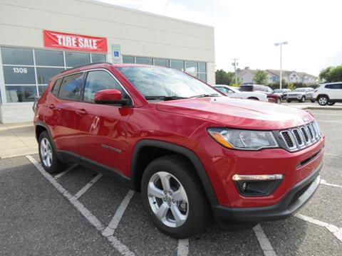 2018 Jeep Compass for sale in Shelby, NC