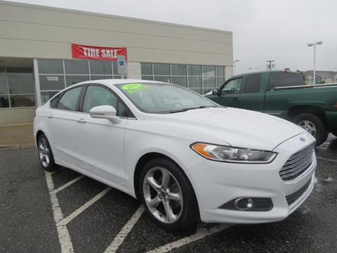 2014 Ford Fusion for sale in Shelby NC