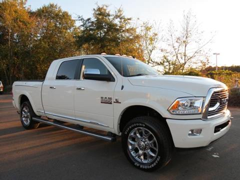 2016 RAM Ram Pickup 2500 for sale in Shelby NC