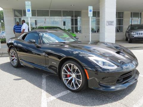 2013 Dodge SRT Viper for sale in Shelby NC