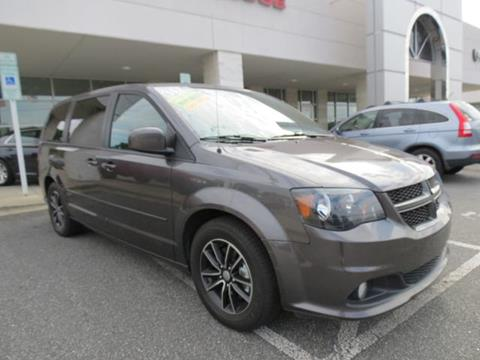 2016 Dodge Grand Caravan for sale in Shelby, NC
