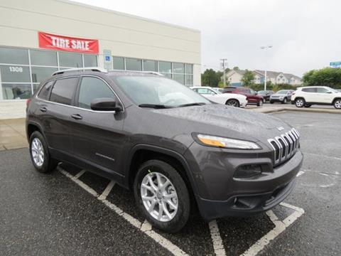 2018 Jeep Cherokee for sale in Shelby NC