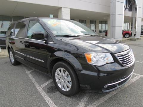 2016 Chrysler Town and Country for sale in Shelby NC