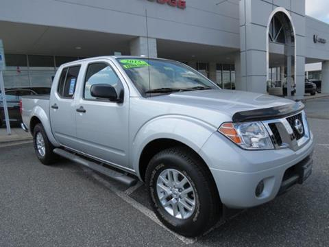 2015 Nissan Frontier for sale in Shelby NC