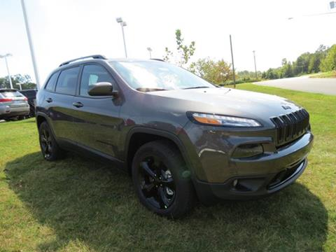 2018 Jeep Cherokee for sale in Shelby, NC