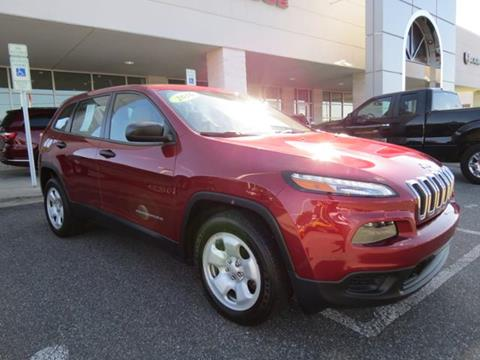 2016 Jeep Cherokee for sale in Shelby, NC