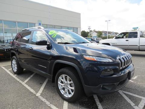 2014 Jeep Cherokee for sale in Shelby, NC