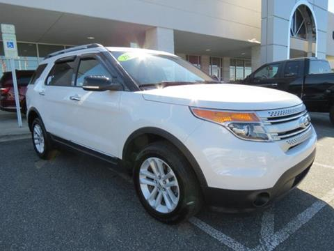 2014 Ford Explorer for sale in Shelby NC
