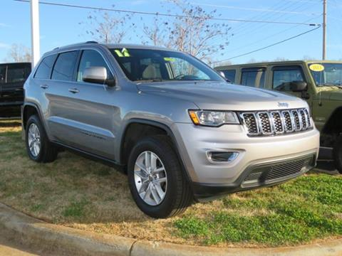 2017 jeep grand cherokee for sale in north carolina. Black Bedroom Furniture Sets. Home Design Ideas