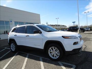 2017 Jeep Cherokee for sale in Shelby, NC