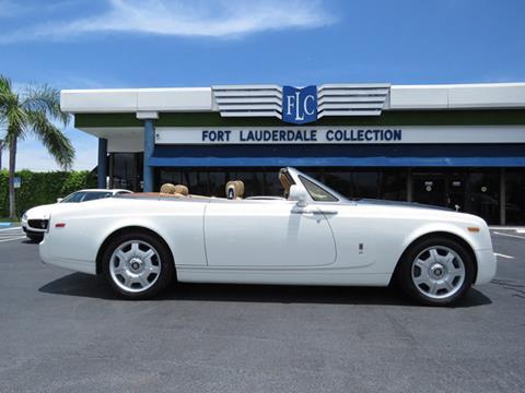 2010 Rolls-Royce Phantom Drophead Coupe